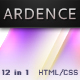 Ardence - Business & Portfolio Web Template - ThemeForest Item for Sale