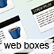 Web Boxes - GraphicRiver Item for Sale