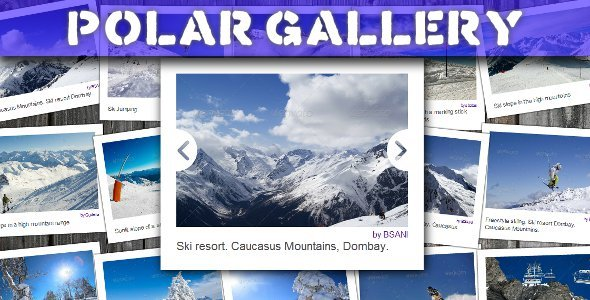 CodeCanyon Polar Gallery 2519855