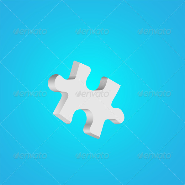 puzzle abstract background.  - Stock Photo - Images