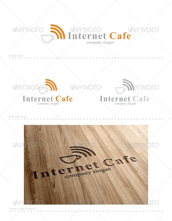 GraphicRiver Internet Cafe 2535215