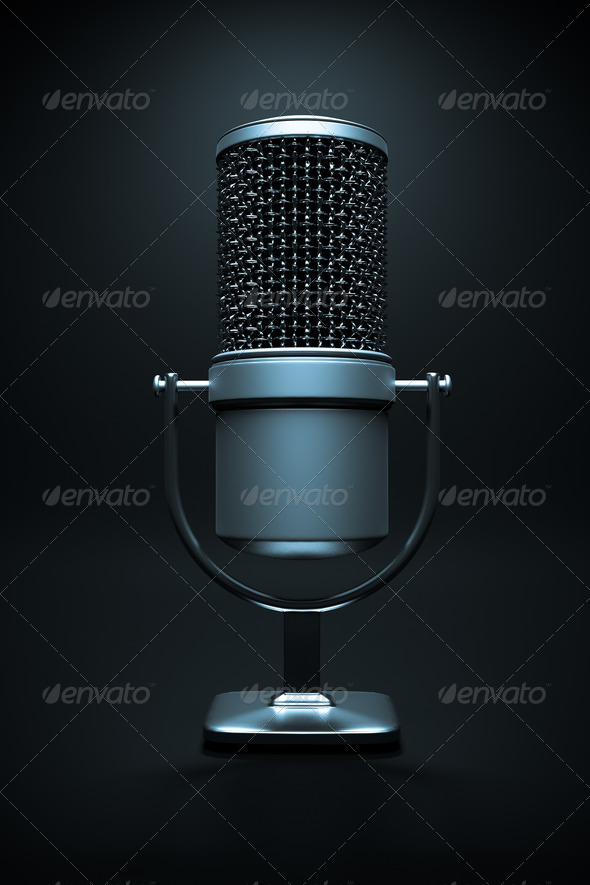 mic - Stock Photo - Images