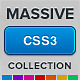 Massive Modern CSS3 Button Collection - CodeCanyon Item for Sale