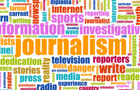 essay journalism career