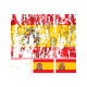 Spain grunge flag set - GraphicRiver Item for Sale