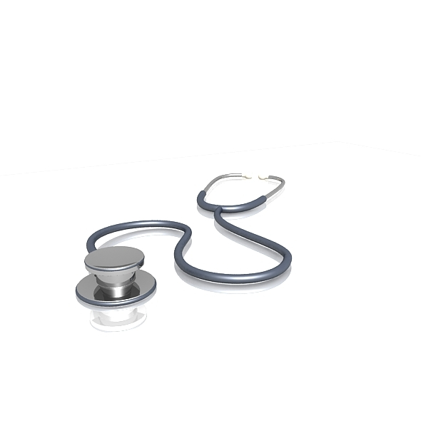 3DOcean stethoscope 2551853