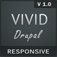 VIVID - deep into theming - ThemeForest Item for Sale
