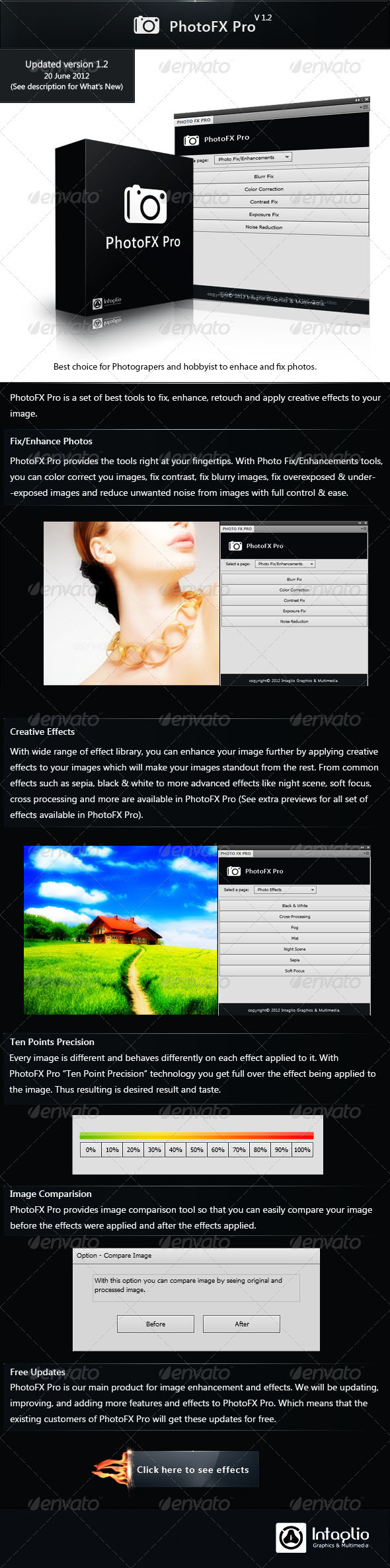 PhotoFX Pro - Photoshop Add-ons