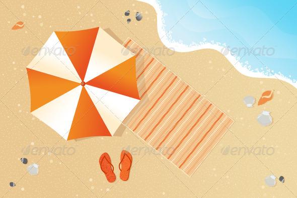 GraphicRiver Beach 2554432