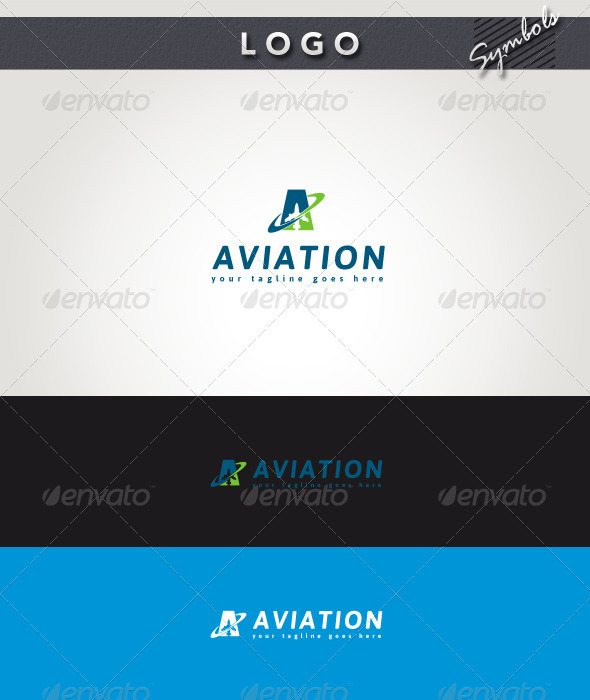 Aviation Logo - Symbols Logo Templates