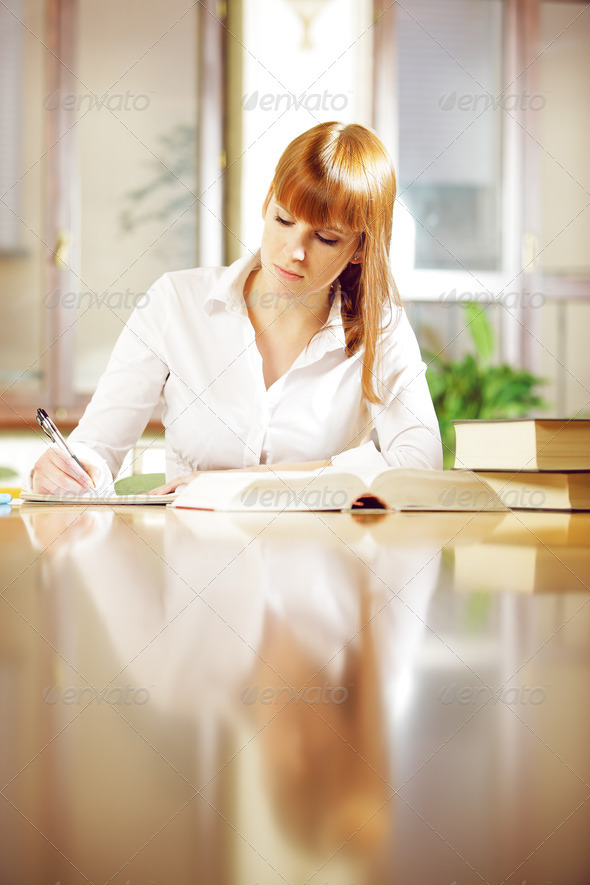 Female student - Stock Photo - Images