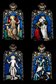 Religious stained glass windows - PhotoDune Item for Sale