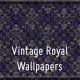Vintage Royal Wallpapers - -Graphicriver中文最全的素材分享平台