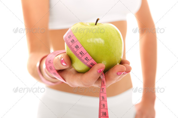 Healthy diet - Stock Photo - Images