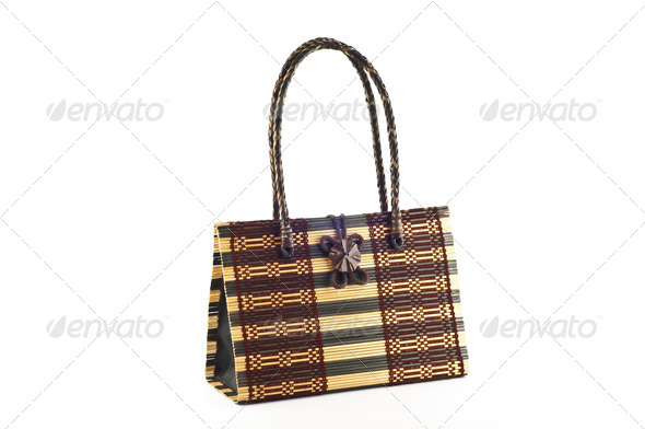 Woman purse. - Stock Photo - Images