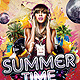 Summer Time - GraphicRiver Item for Sale
