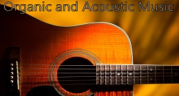 Organic and Acoustic Music