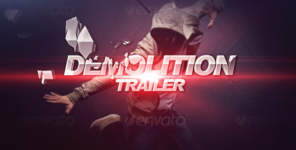 VideoHive Demolition Trailer 2567069