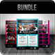 Event Promotion Flyer Bundle - GraphicRiver Item for Sale