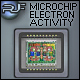 Microchip animated electron activity  - ActiveDen Item for Sale