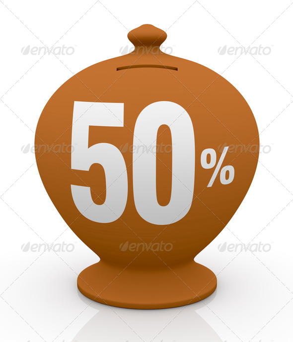 percent icon - Stock Photo - Images