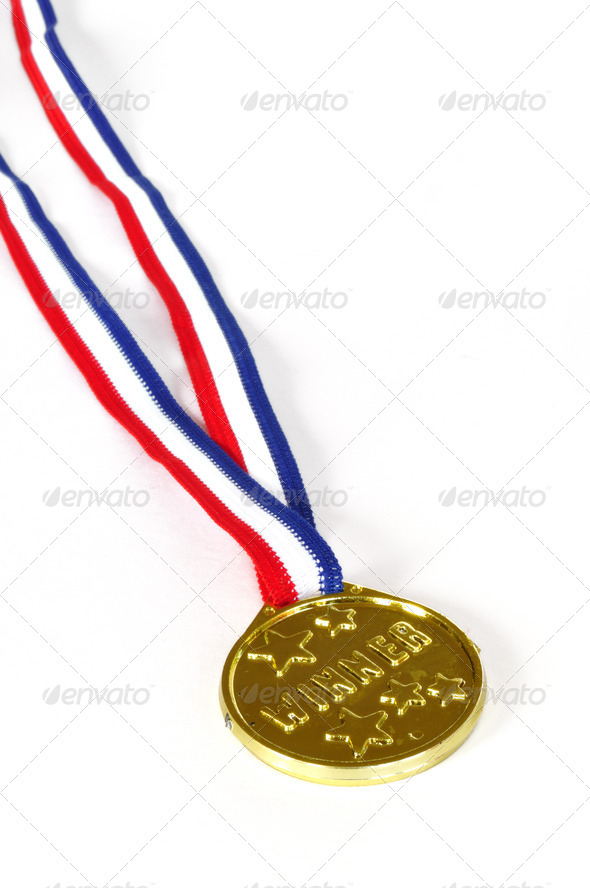 Winner Medal - Stock Photo - Images
