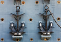 Anchors of Cruiser Aurora - PhotoDune Item for Sale