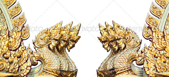 Dragons - Stock Photo - Images