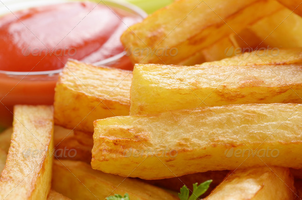 French fries - Stock Photo - Images