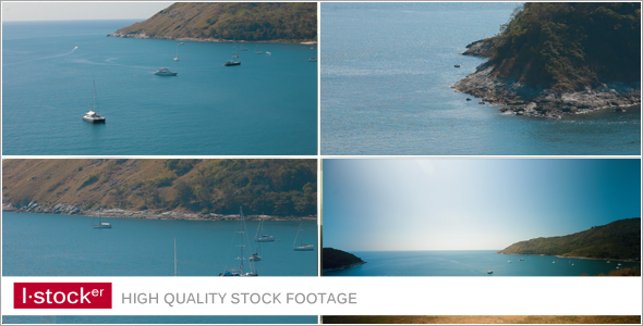 VideoHive Day Sea View Pack 3 2581148