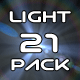 Light 21 Pack