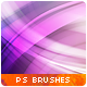 25 Soft Waves Photoshop Brushes - GraphicRiver Item for Sale