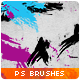 16 Paint Splashes Photoshop Brushes - GraphicRiver Item for Sale