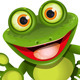 Happy Frog - GraphicRiver Item for Sale