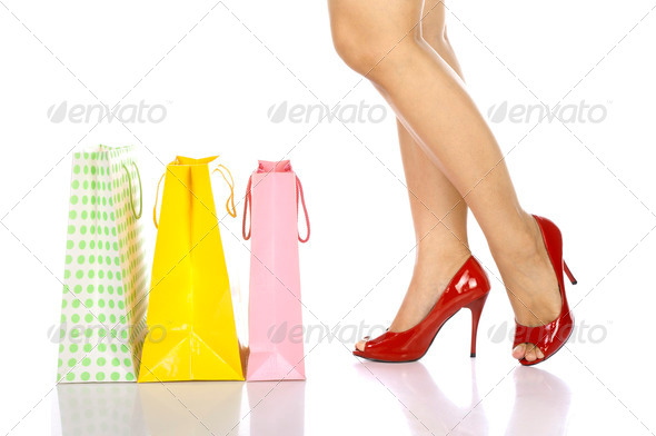 Shopping Concept - Stock Photo - Images