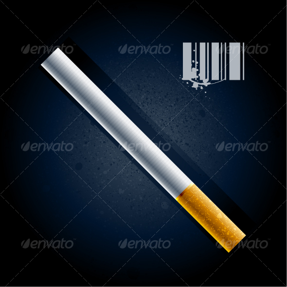 GraphicRiver Cigarette 94115