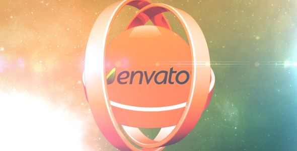 After Effects Project - VideoHive Logo Circles 3D 2576748