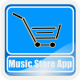 Music Store App using Gallery View with DOM Parser - CodeCanyon Item for Sale