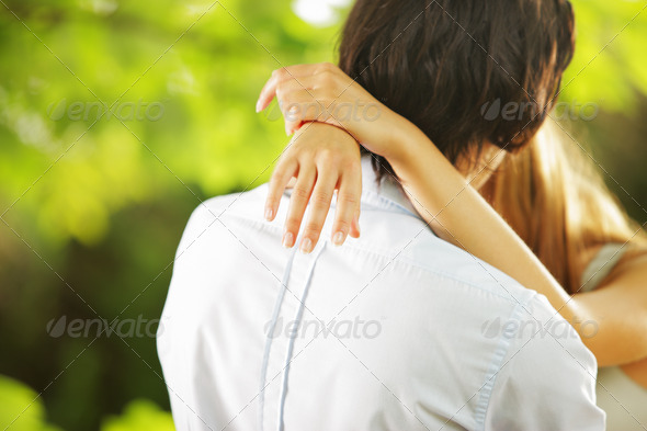 romantic moments - Stock Photo - Images