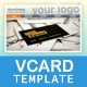 XML Cloud Vector VCard Template - ActiveDen Item for Sale