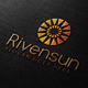 Rivensun Logo - GraphicRiver Item for Sale