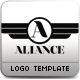 Aliance Logo Template - GraphicRiver Item for Sale