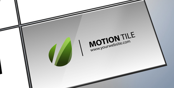 After Effects Project - VideoHive Motion Tile 2597562
