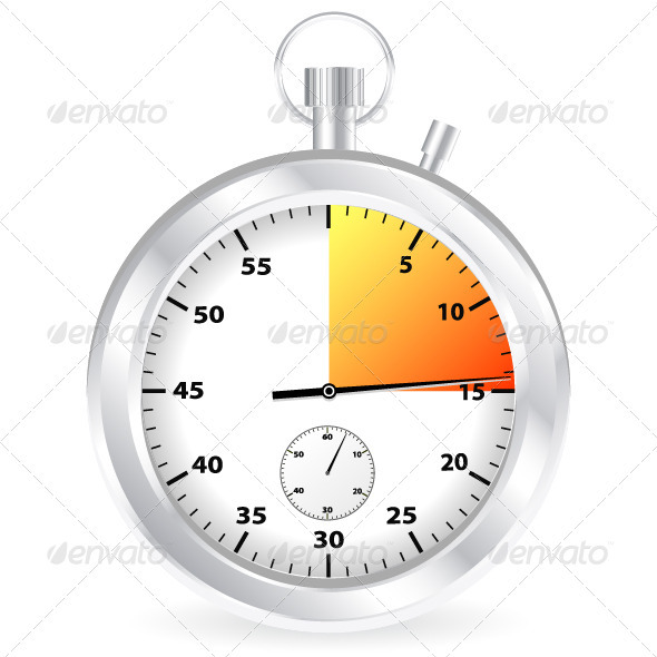 stopwatch - Sports/Activity Conceptual