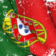 Portugal Flag Grunge - GraphicRiver Item for Sale