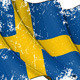 Sweden Flag Grunge - GraphicRiver Item for Sale