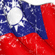 Taiwan Flag Grunge - GraphicRiver Item for Sale