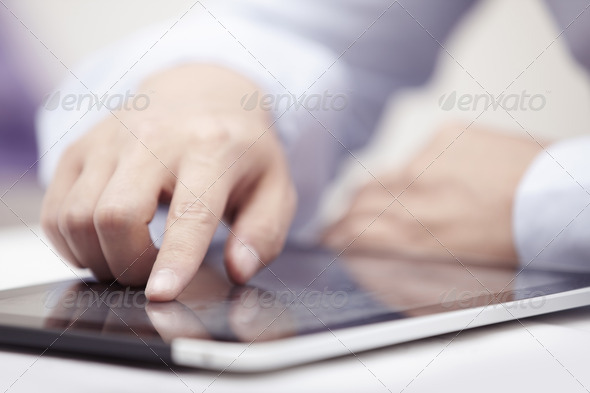 Mobile business - Stock Photo - Images