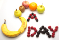 Fruits in the shape of 5 a day - PhotoDune Item for Sale