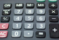 Calculator keypad, showing the main keys used. - PhotoDune Item for Sale
